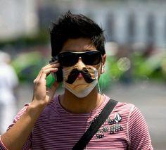 Bigote anti-smock