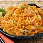 Pratos Vegetarianos: Pad Thai Vegano