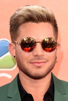 Adam Lambert - Arrivals at the iHeartRadio Music Awards