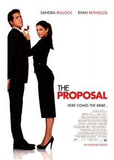 The Proposal, funny ass movie