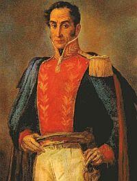 Simón Bolívar LIBERTADOR HÉROE LUCHADOR SÍMBOLO DE VALENTIA