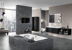Décoration intérieur 45 idées déco pour la salle de bains - Elle Décoration