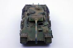 Sd.Kfz.171 Panther D — Каропка.ру — стендовые модели, военная миниатюра