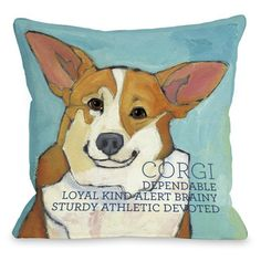 Corgi Pillow!!!!!! (I ordered it!)