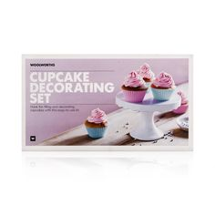 Bake show-stopping goods with our bakeware essentials. Browse our great value baking utensils today and select your favourites. Baking Utensils, Have Fun, Place Card Holders, Cupcake, Decorating, Mom, Decor, Decoration, Cupcakes