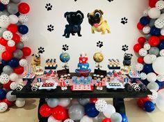 Puppy Dog Pals Birthday Party Ideas Pinterest