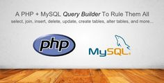 PHP MySQL Query Builder Library
