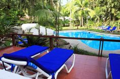 sibu hotel deck chairs   - Costa Rica