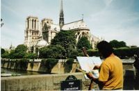interesting and honest guide about what to see and where to stay in Paris