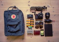 In my bag this summer | von Thomas Holmstrom