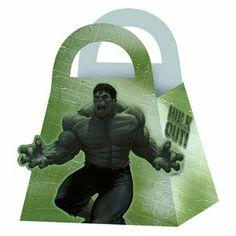 Hulk Birthday Invitations