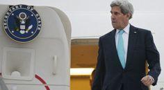 Kerry se reúne con homólogo iraní para negociar programa nuclear