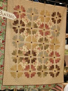 Blackbird Designs Quilt Patterns | Kits - Carolyn's Quilting Room - Product