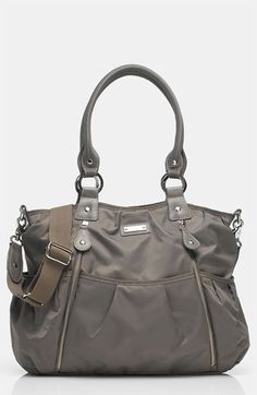 Storksak 'Olivia' Nylon Baby Bag | Nordstrom.  Best looking diaper bag