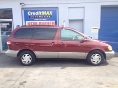 Toyota Sienna 2003. Call Arnie for pricing/financing or cash price details 540-351-0007. Check out the car on www.creditmaxsales.com