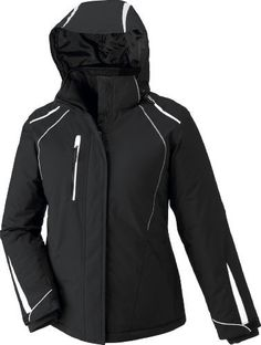 North End Womens Insulated Extreme Weather Water Proof Jacket Coat North End. $139.95