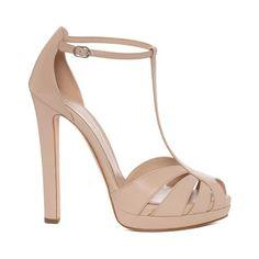 7 marcas de sapatos perfeitas para uma noiva   O Nosso Casamento