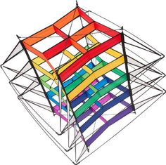 HQ Kites Houtermans Box Kite by HQ Kites. I want this for the beach this summer!!