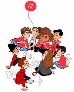 Disney Plus, Disney Girls, Disney Art, Bassett High School, Musical Quiz, High School Musical Cast, Emperors New Groove, Funny Vines, About Time Movie