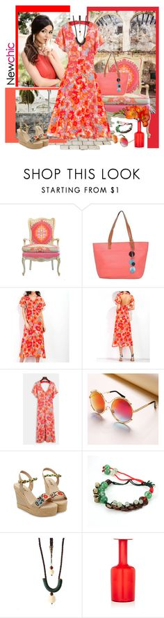"""""""NewChic 292. (Woman 71.)"""" by carola-corana ❤ liked on Polyvore featuring lovenewchic"""
