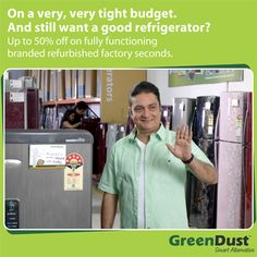 Choose Savings with GreenDust