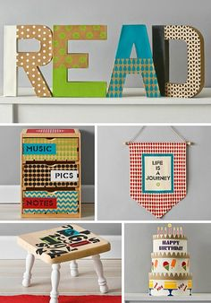 Follow Plaid Crafts for the latest and greatest in crafty awesomeness!