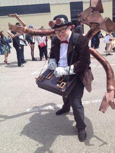 Steampunk Doc. Ock