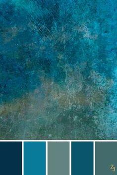 ZJ color palette 301 # color palette # color inspiration from imelda – ZJ color palette … - Color Palette For Home, Blue Colour Palette, Colour Schemes, Color Combos, Color Blue, Bedroom Colour Palette, Colour Board, Color Swatches, Paint Swatches
