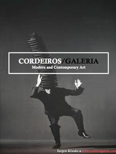 Jurgen Klauke at www.cordeirosgaleria.com