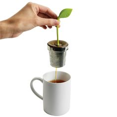 @Amber Keeter@Brandy Anderson  Great Christmas present for your mom.  Arta Tea Leaf Infuser