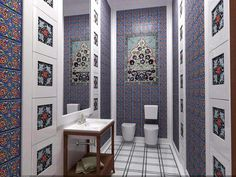 Kütahya, turk hamami, mescit, cami, mihrap, dekorasyon, cini, seramik, desenler, iznik, pano, mimari, tasarım,  Osmanlı, mosque, masjid,  mihrab, ceramic tiles, interrior, design, ottoman, decoration, decor, islamic, Turkish bath, bathroom, çini