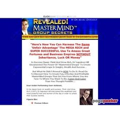 MasterMind Groups - How To Create A Fun Effective And Profitable Master Mind Group  #BikeRiding #EatHealthyQuotes #Exercise #GetOutAndRun #Health #HealthyMeals #HealthyRecipes #LiveLonger #LoseWeight #LoseWeightInAWeek #WeightLoss http://ift.tt/2tRIAu2
