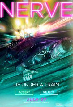 NERVE movie poster No.9