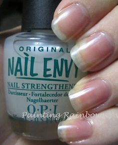 OPI Nail Envy - BEST nail strengthener