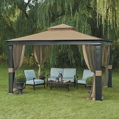 {affiliate} Shop Target for gazebos, canopies & shade you will love at great low prices. Free shipping on orders $35+ or free same-day pick-up in store. http://goto.target.com/c/349143/81938/2092?u=http%3A%2F%2Fwww.target.com%2Fp%2Ftivering-10-x-12-gazebo-threshold-153%2F-%2FA-14232049 (scheduled via http://www.tailwindapp.com?utm_source=pinterest&utm_medium=twpin&utm_content=post177273757&utm_campaign=scheduler_attribution)