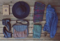 The Flying Clubhouse: Wayfarer #rusticstyle #ootd