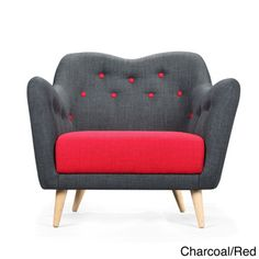 Sweetheart Accent Chair - Overstock™ Shopping - Great Deals on Living Room Chairs
