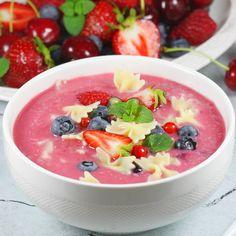 Penne, Fruit Salad, Sweets, Recipes, Food, Poland, Diet, Kitchens, Fruit Salads