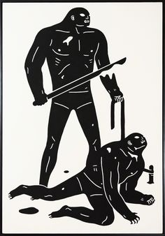 Cleon Peterson, 'The Guilty,' 2015, Library Street Collective