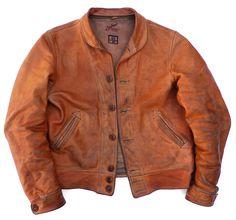 Leather, Brass & Copper: Photo