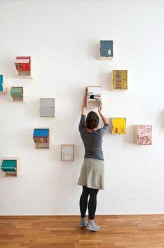 A Book Box  Design studio aust & amelung