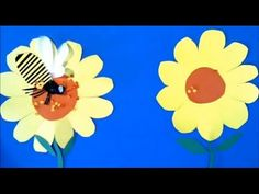 """Pollen"" a Stop Motion Science animation video by Lucas Miller Pollination Nectar for kids - YouTube"