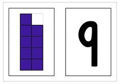 Talblock i storformat (PDF) (med udda och jämna tal kort) Talblock i storformat (word) När man gått igenom udda och jämna tal kan man placera talblocken i två kolumner. Udda tal i en kolumn och jäm…
