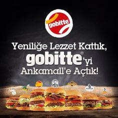 Kendinizi leziz bir yemekle ödüllendirmeye ne dersiniz?  #ANKAmall Gobitte 2. Katta!