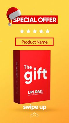 Reach your customers, friends and family with simple, professional content on time-sensitive topics, such as Christmas, to attract traffic to your business. This simple video animation can be created in various formats and shared to all social media platforms such as Facebook, Instagram, Twitter and LinkedIn, and also shared to Instagram and Facebook Stories. Product promotion that's on special offer during the Christmas period. The box could be gift set, a book collection or a software… Business Marketing, Content Marketing, Media Marketing, Company Anniversary, Diy Projects For Beginners, Instagram Story Ideas, Fun Hobbies, Digital Signage, Present Gift