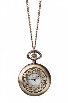 From Paris with Love! - Mon petit Bird necklace watch