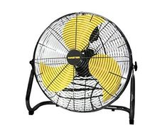 Protemp Indoor Box Fan at Lowe's. Stay cool and save on energy with this ProTemp high velocity fan. Its low-energy, maximum efficiency flow is perfect for blowing refreshing air into your High Velocity Fan, Tilt Angle, Fans For Sale, Fan 2, Best Blenders, Black Box, Indoor Air Quality, Flooring, Steel
