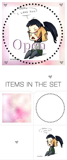 """#mwdXD ////KawaiiWaterMelon101"" by fangirlsofeverything ❤ liked on Polyvore featuring art"