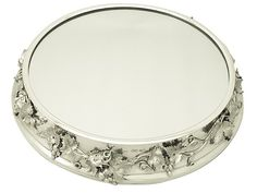 Sterling Silver Mirrored Plateau – Antique Victorian  SKU: A1897 Price  GBP £4,950.00  http://www.acsilver.co.uk/shop/pc/Sterling-Silver-Mirrored-Plateau-Antique-Victorian-191p4343.htm#.VcsAKPlmqzQ