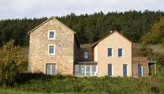 Gîte de séjours et d'étapes à vendre sur le Causse de Sauveterre en Lozère